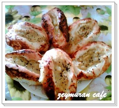 Patatesli Karnıaçık Poğaça