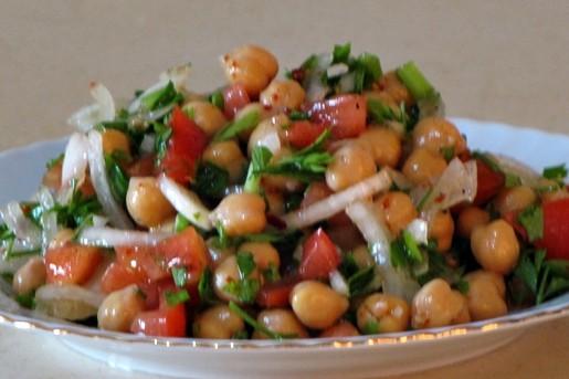 nohut-salatasi