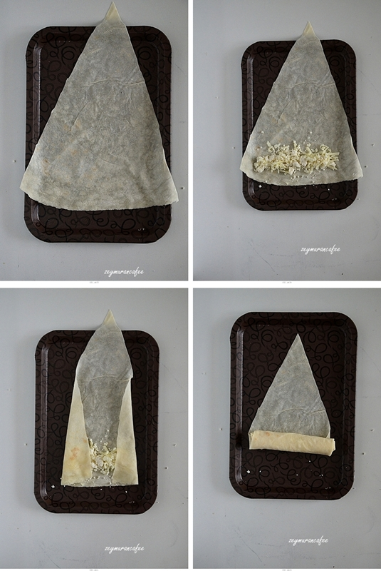 sigara böreği tarifi ve yapılışı