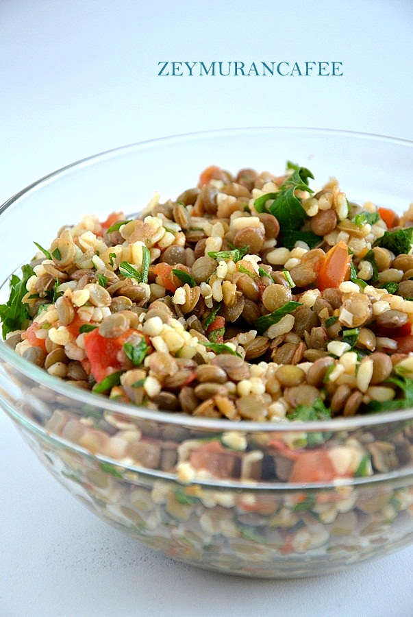 Yeşil-mercimek-salatası