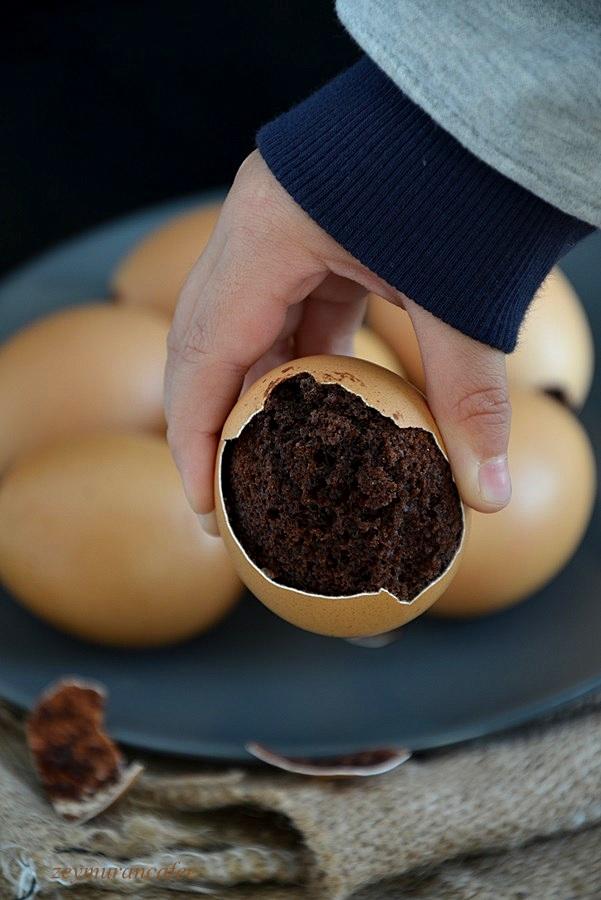 yumurtada kakaolu kek tarifi