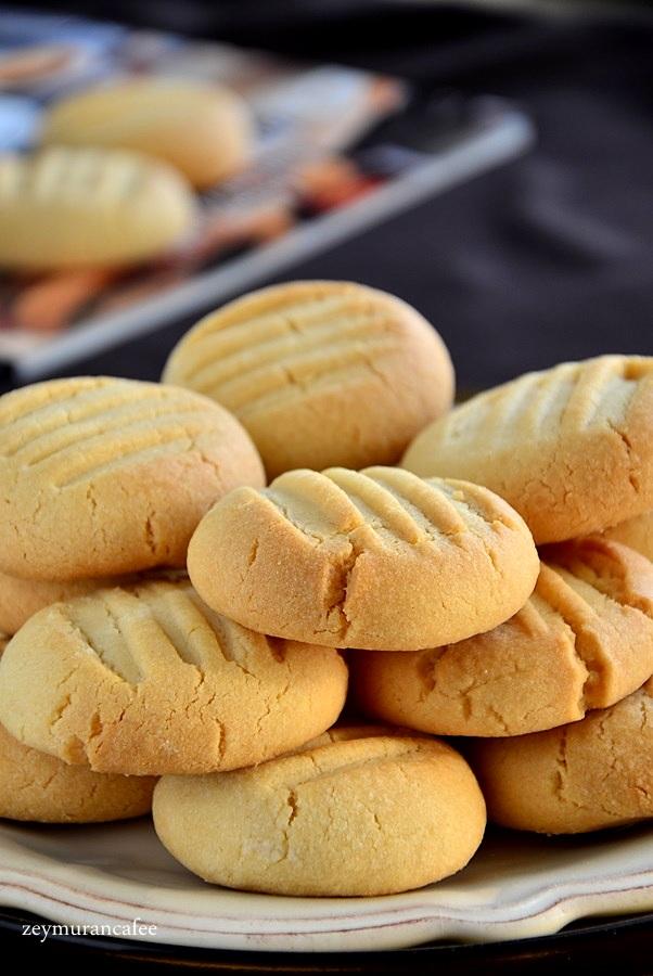vanilyalı pudingli kurabiye tarifi