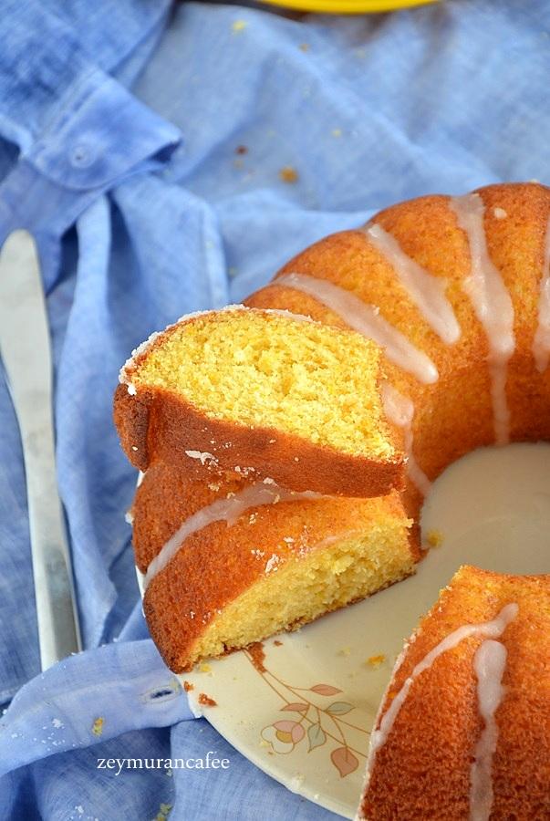 portakal suyu ile kek tarifi
