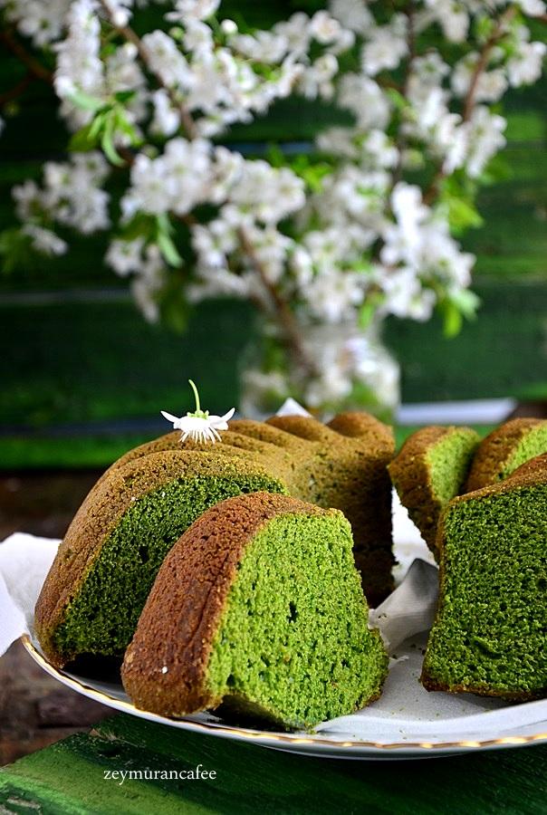 ıspanaklı kek nasıl yapılır