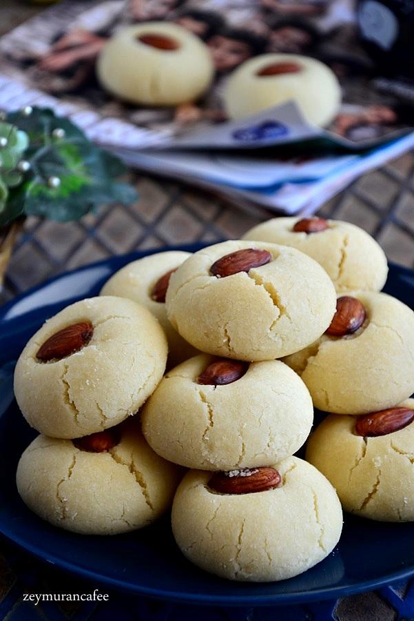 sıvı yağlı un kurabiyesi