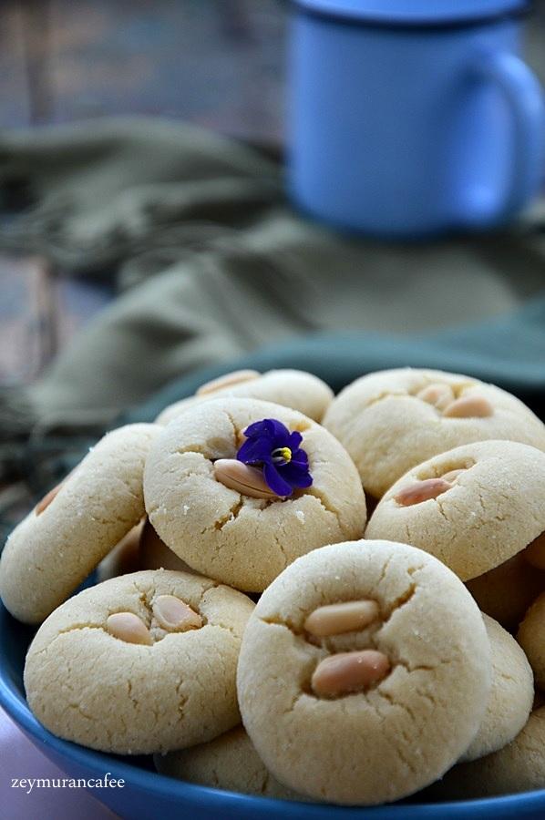 kolay tahinli kurabiye tarifi