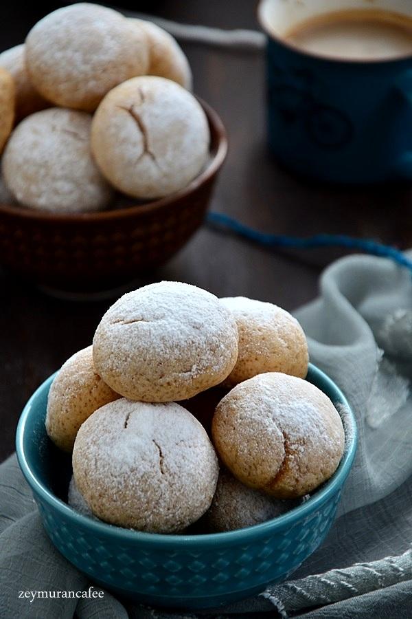 zencefilli tarçınlı kurabiye tarifi
