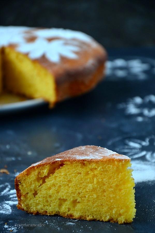 mandalinalı kolay kek tarifi