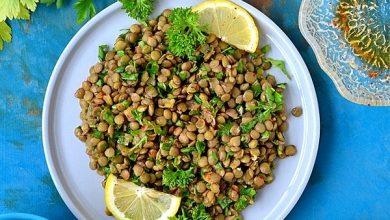 diyet-yesil-mercimek-salatasi