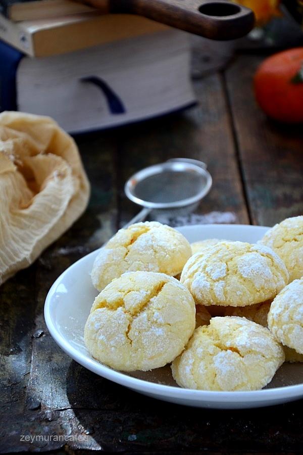 mandalinalı çatlak kurabiye tarifi