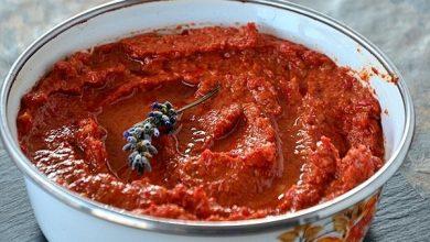 kirmizi-koz-biberli-kahvaltilik-sos-tarifi